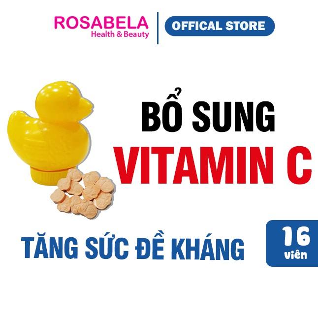 Kẹo ngậm trẻ em Glucose C Hadiphar 💓FREESHIP💓bổ sung vitamin C, tăng sức đề kháng cho bé [Hàng chính hãng]