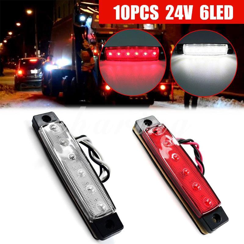 Bộ 10 đèn LED 24V cho xe buýt