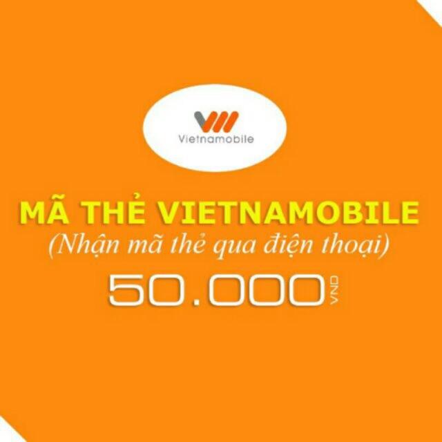 Mã thẻ VietNamobile 50.000₫ - 3463804 , 765539005 , 322_765539005 , 47599 , Ma-the-VietNamobile-50.000-322_765539005 , shopee.vn , Mã thẻ VietNamobile 50.000₫