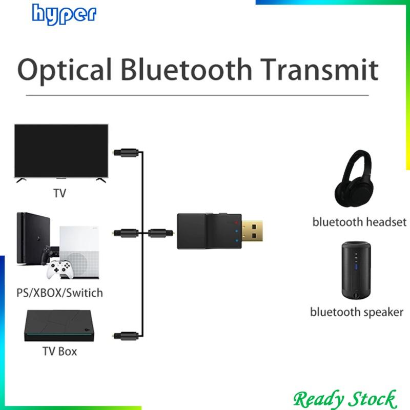 Bộ Chuyển Đổi Âm Thanh Bluetooth 5.0 Usb Cho Loa Máy Tính / Tv