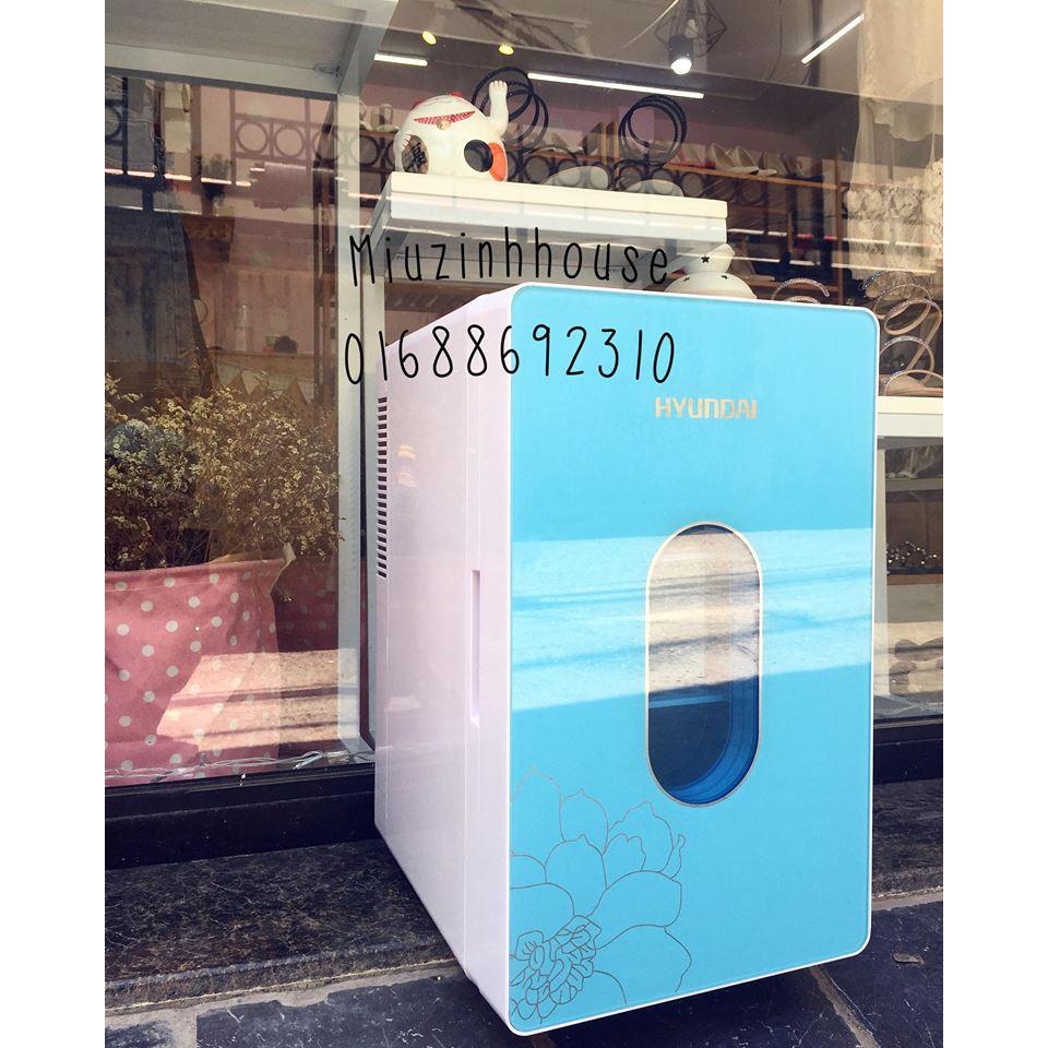 Tủ lạnh mini Huyndai 16l - 3227415 , 1193070669 , 322_1193070669 , 1490000 , Tu-lanh-mini-Huyndai-16l-322_1193070669 , shopee.vn , Tủ lạnh mini Huyndai 16l