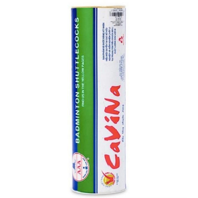 Hộp cầu lông Cavina ngắn LCN 6 quả