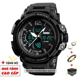 Đồng hồ nam SKMEI thể thao điện tử chống nước bơi lội siêu bền SME24 thumbnail