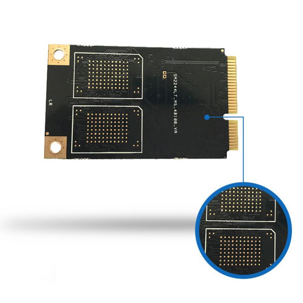"VG Reliable🏆Vaseky Mini 1.8 "" mSATA 3 SSD Hard Drive Disk Storage Drive for PC Laptop 256GB Giá chỉ 263.494₫"