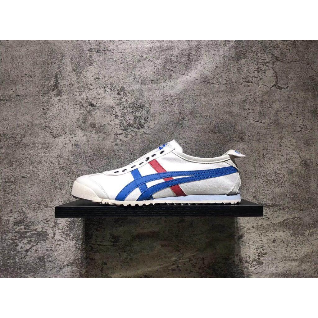 Original Asics tiger Canvas shoes flatshoes running shoes for men/women low top3