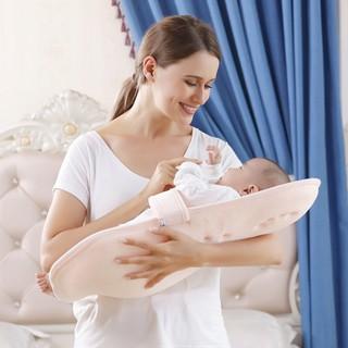 No Tạo tác địu em bé, ôm ngang, gối ôm và cho con bú, gối ôm cho bé bú, gối ôm chống ọc sữa, đai bảo vệ eo thumbnail
