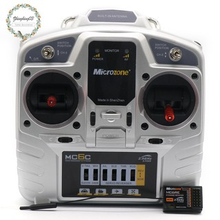 MicroZone Controller Transmitter for RC Airplane Drone Multirotor