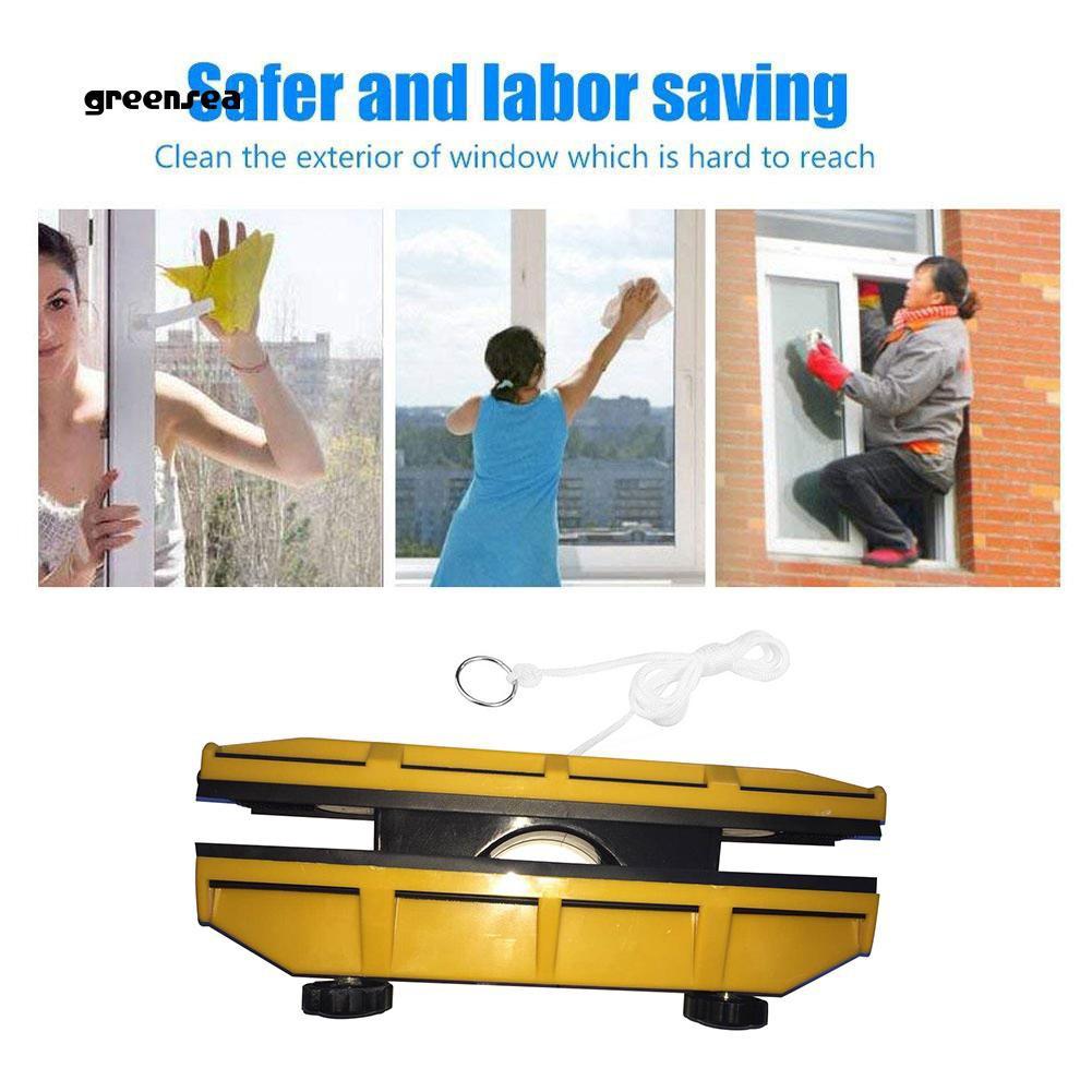 Chổi vệ sinh cửa sổ có nam châm tiện lợi