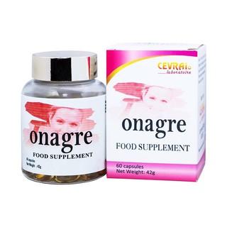 viên nữ sắc Onagre làm đẹp da và hổ trợ tiền mãn kinh