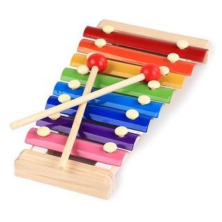 Đàn gỗ và kim loại Xylophone cho bé