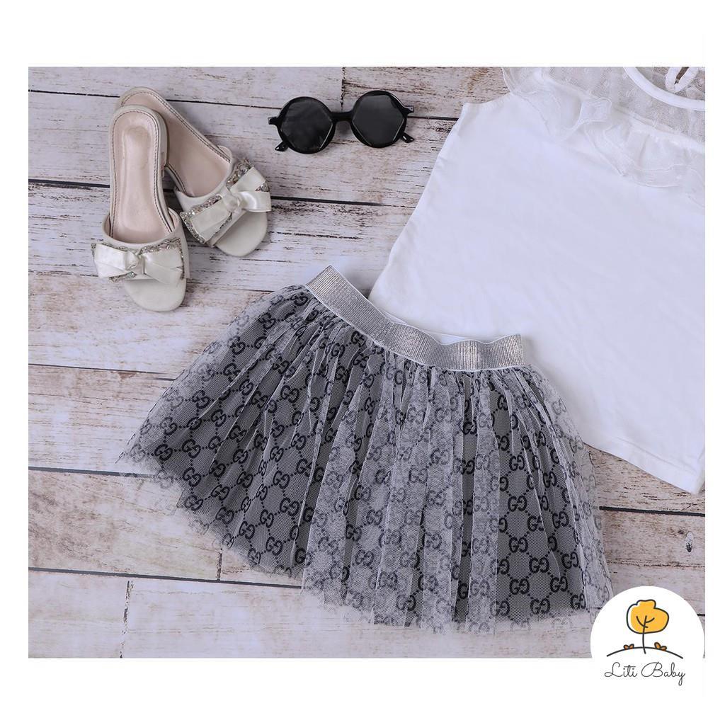 Chân váy ren bé gái size 4-10T, cho bạn từ 14-30kg, chân váy có lót quần cotton bên trong, hai lớp ren đẹp, dày dặn