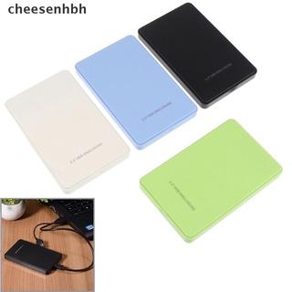 [cheesenhbh] 2.5inch sata to usb2.0 case external hard drive enclosure sata usb hdd box [cheesenhbh]