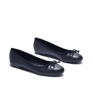 Giày búp bê đính nơ Merly 1038