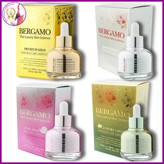 TINH CHẤT TRẮNG DA BERGAMO BRIGHTENING WHITENING AMPOULE 30ML thumbnail