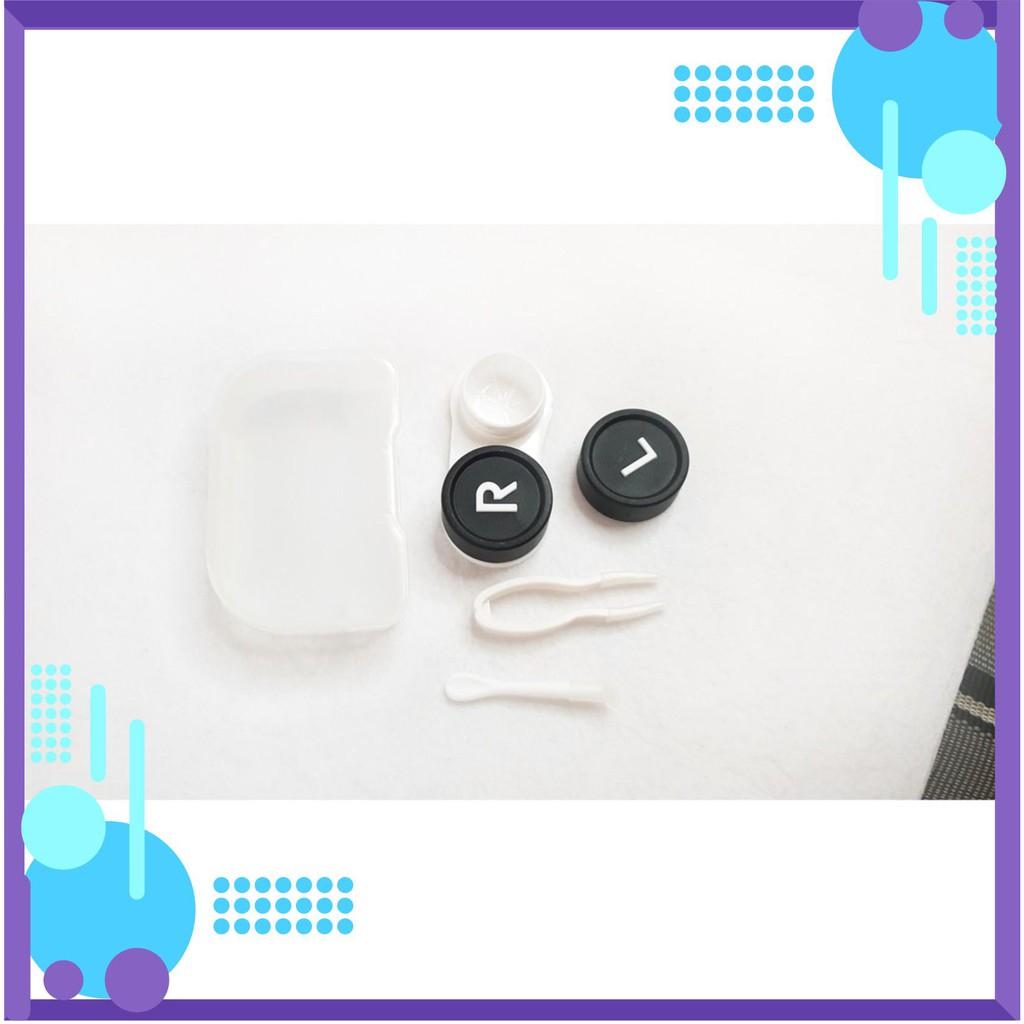 [Siêu ưu Đãi] Bộ dụng cụ đeo lens R - L (Khay màu + cây cắp + cây đeo lens)