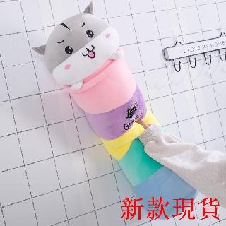 Gối Ôm Nhồi Bông Hình Chú Chuột Hamster Đáng Yêu