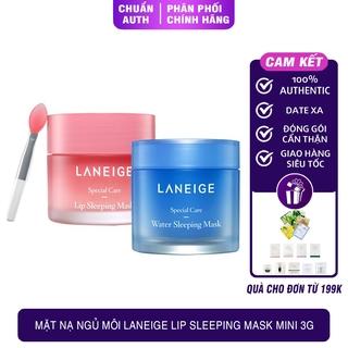 Mặt nạ ngủ môi Laneige Lip Sleeping Mask 3g - HB0072 thumbnail