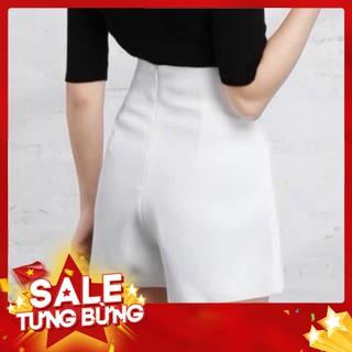 FS50K_Quần shorts cạp cao – Hàng nhập khẩu