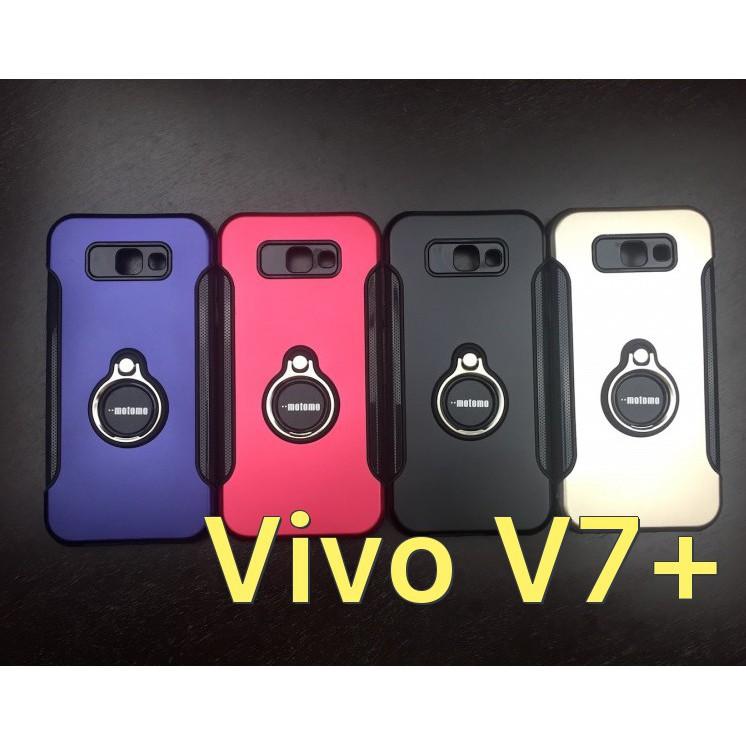 Ốp lưng chống sốc kèm nhẫn chân chống dựng chính hãng Motomo cho Vivo V7+/V7 Plus - 2845325 , 832663103 , 322_832663103 , 75000 , Op-lung-chong-soc-kem-nhan-chan-chong-dung-chinh-hang-Motomo-cho-Vivo-V7-V7-Plus-322_832663103 , shopee.vn , Ốp lưng chống sốc kèm nhẫn chân chống dựng chính hãng Motomo cho Vivo V7+/V7 Plus