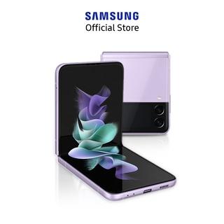 Hình ảnh Điện Thoại Samsung Galaxy Z Flip3 5G 256GB-1
