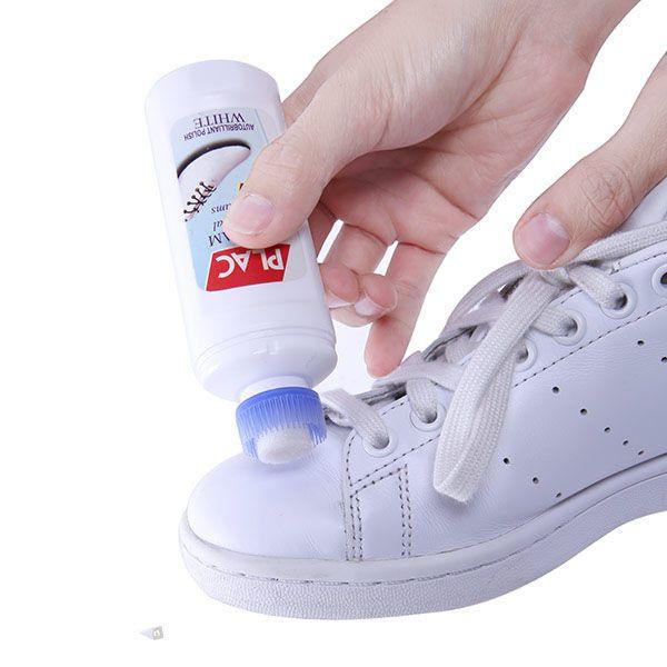 Nước dung dịch tẩy trắng giầy Plac