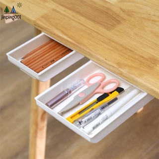 [COD] Storage Box Desk Organizer Free Punch Stationery Case Pencil Tray Pen Holder Office Stationery