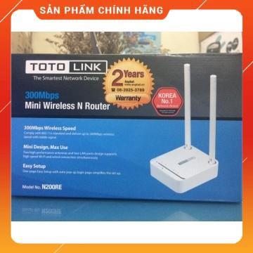 Bộ Phát Sóng Wifi Totolink N200RE
