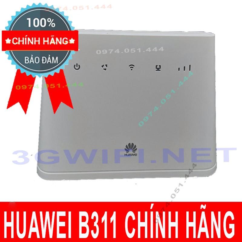 (Rẻ Vô Địch) Bộ Phát Wifi 3G/4G B311, B593, E5186 Cho 32 Người Dùng - Chuyên Lắp Cho Xe Khách, Văn Phòng