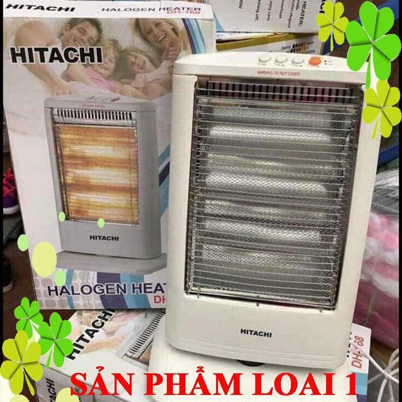 {NEW}  Quạt sưởi Hitachi 3 bóng    MIU--0513  (CAM KẾT LOẠI SỊN)
