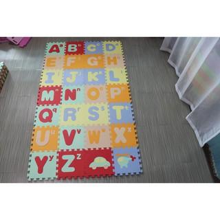 🔇[Chính Hãng] Thảm xốp infantino 28 tấm ghép cho bé