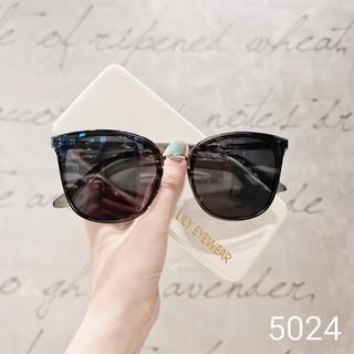 Hình ảnh [Mã FARSBR22A giảm 10% đơn 99k] Kính mát nữ Lilyeyewear chống UV400, thiết kế mắt vuông dễ đeo, màu sắc thời trang 5024-6