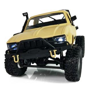 Ready Stock WPL C14 1:16 Scale 2.4G 2CH 4WD Mini Off-road RC Semi-truck RTR Kids