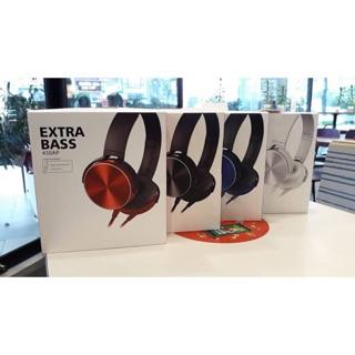 Tai nghe Headphone ExtraBass XB450AP Chất Lượng , Bass ấm