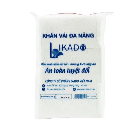 Khăn Vải Khô Đa Năng LiKaDo (300g)
