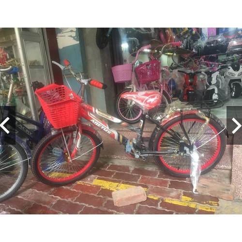 [Trợ giá] Xe đạp cào cào nam, xe đạp mini nữ bánh 20 cho bé 7-11 tuổi