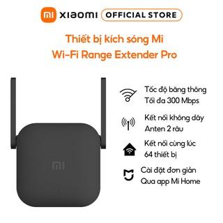Thiết bị kích sóng Mi Wi-Fi Range Extender Pro- thiết kế gọn nhẹ, hỗ trợ băng tần 2.4GHz -Hàng chính hãng - BH 6 tháng thumbnail