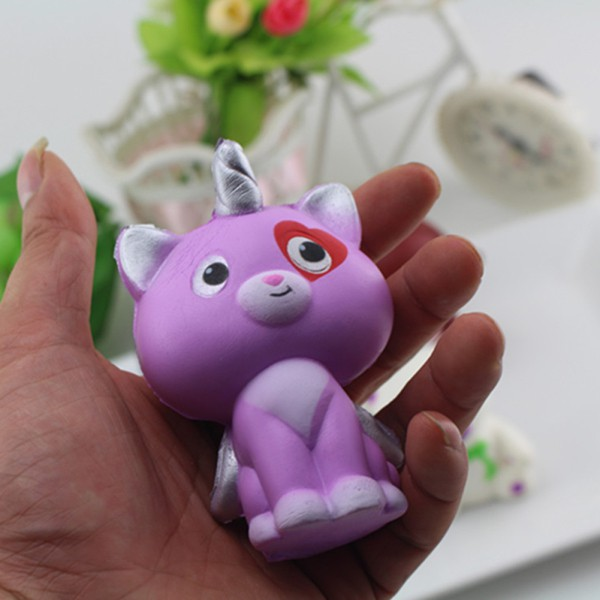 Cute Cartoon Animal Mold Slow Rising Toys Funny Squishy Vent Toys Gift