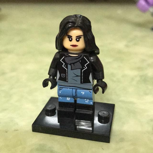 Minifigure nhân vật Jessica Jones