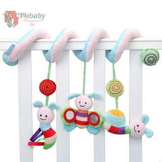 🚀IU Baby🍼 0-2 years old music vocal bee insect bed hanging