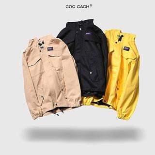 Áo khoác kaki nam nữ cao cấp AK9003 by COCCACH thumbnail