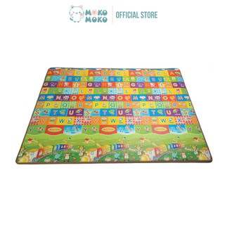 Yêu ThíchThảm Chơi Cho Bé Chơi Sky Baby Mat Hàn Quốc - Chất Liệu PE - Kích thước 2000 x 1400 mm - Giao mẫu ngẫu nhiên