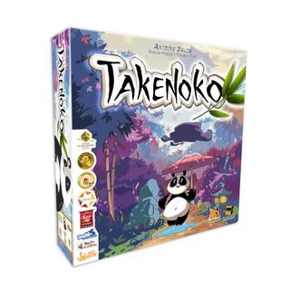 Board Game Takenoko Trồng Tre Trăm Đốt Bombyx (US)