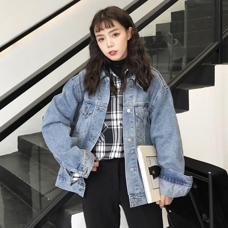 Quần jean ống rộng phong cách Hàn Quốc năng động trẻ trung dành cho nữ - 14978043 , 2713878586 , 322_2713878586 , 442068 , Quan-jean-ong-rong-phong-cach-Han-Quoc-nang-dong-tre-trung-danh-cho-nu-322_2713878586 , shopee.vn , Quần jean ống rộng phong cách Hàn Quốc năng động trẻ trung dành cho nữ