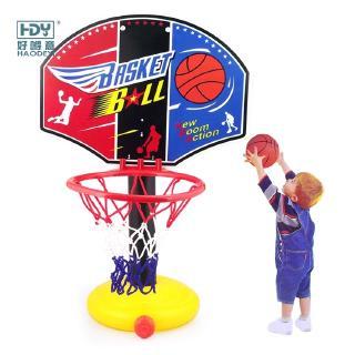 Cột bóng rổ HDY có thể điều chỉnh được đồ chơi ngoài trời cho bé