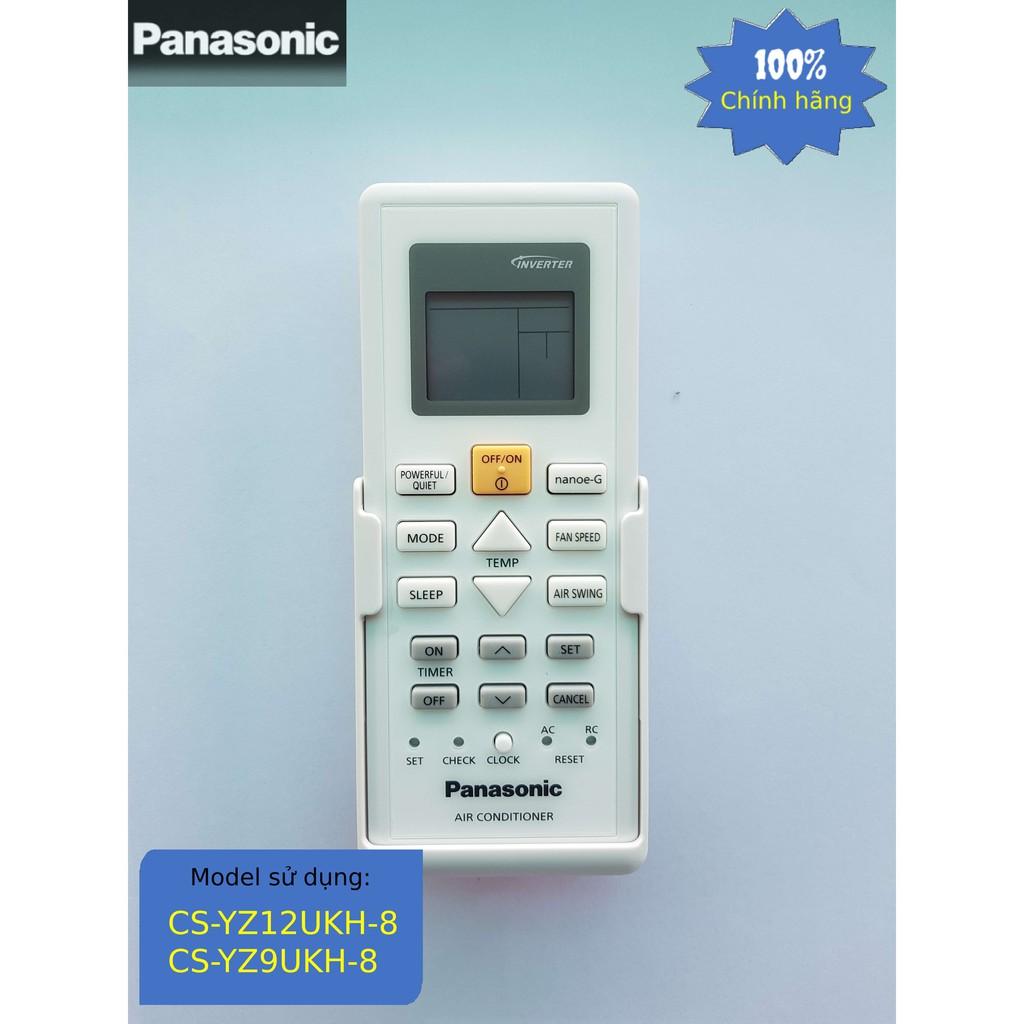 [REMOTE] Điều khiển máy lạnh Panasonic - CS-YZ12UKH-8,CS-YZ9UKH-8