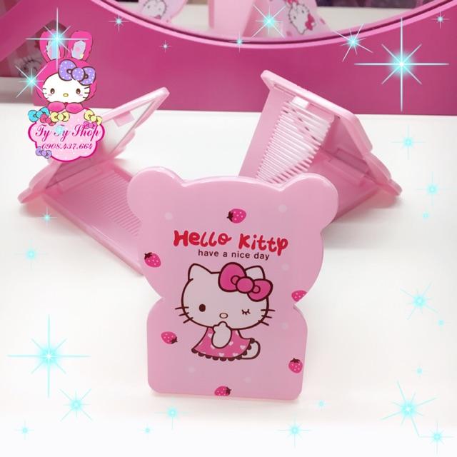 ?Si?Combo 4 bộ gương lược Hello Kitty - 2471651 , 784410545 , 322_784410545 , 49000 , SiCombo-4-bo-guong-luoc-Hello-Kitty-322_784410545 , shopee.vn , ?Si?Combo 4 bộ gương lược Hello Kitty