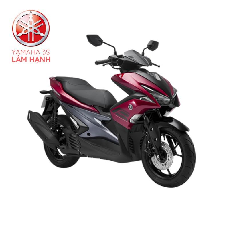 [Nhập APXEMAY30 giảm 1 Triệu TT AirPay] Xe Yamaha NVX 125 Deluxe 2019 (Đỏ)