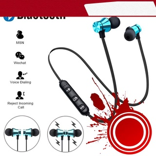 [ Hàng Hot ] Tai nghe thể thao Bluetooth 4.2 không dây xt11 thumbnail