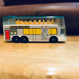 Xe TOMICA bus 2 tầng