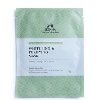 Whitening & Purifying Mask Skinna - Organic and Natural Skincare - 14072949 , 2393385928 , 322_2393385928 , 89000 , Whitening-Purifying-Mask-Skinna-Organic-and-Natural-Skincare-322_2393385928 , shopee.vn , Whitening & Purifying Mask Skinna - Organic and Natural Skincare